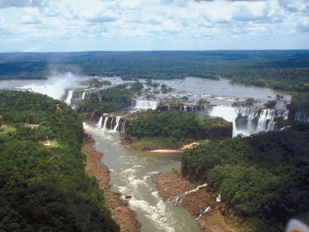 Les chutes version argentine
