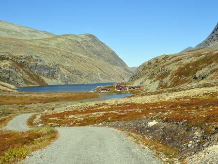 Sur les hauteurs du Hardangervidda