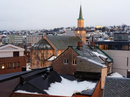 Tromsø, porte de l'Arctique