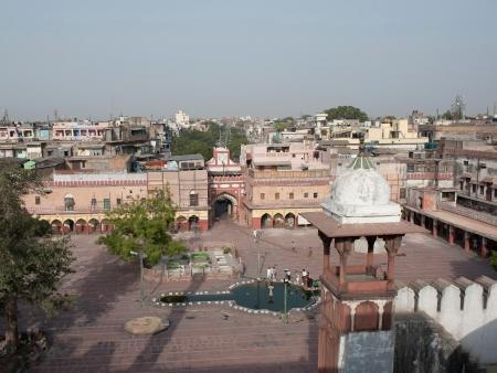 Arrivée en Inde et découverte de Delhi!