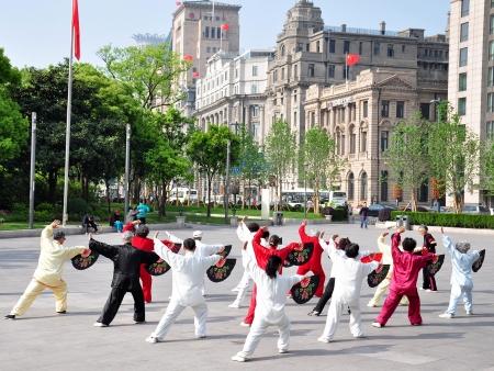 Découverte de Shanghai
