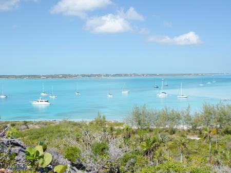 Cap vers la perle des Bahamas