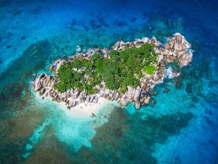 Réserve marine de Saint Anne et ses superbes fonds marins