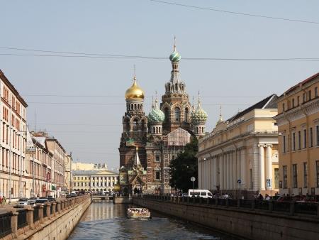 Saint-Pétersbourg ou la « Venise du Nord »