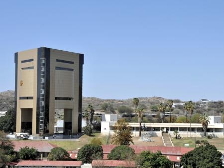 Arrivée en Namibie!