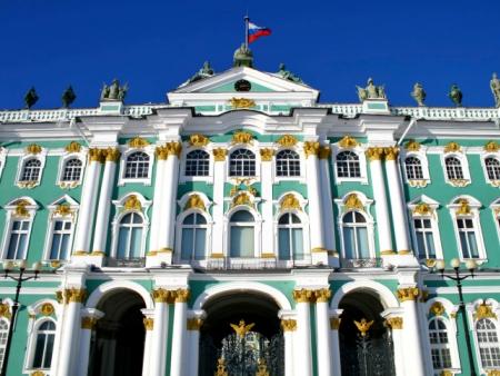 Le plus grand musée du monde : L'Ermitage !