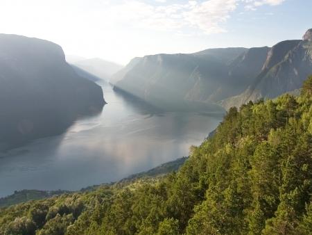 En train, vélo et zodiac dans les fjords