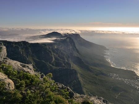 Découverte de Cape Town