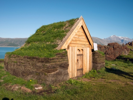 Qassiarsuk, fief du viking Eric le Rouge