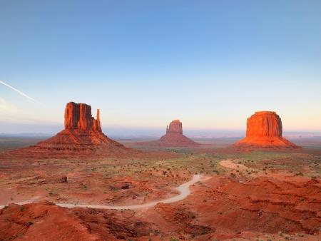 Découverte de Monument Valley
