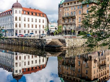 Découverte d'Oslo