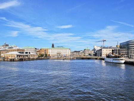 Göteborg, au coeur de la Scandinavie