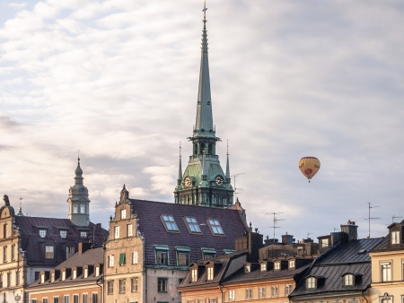 Héritage culturel de Stockholm