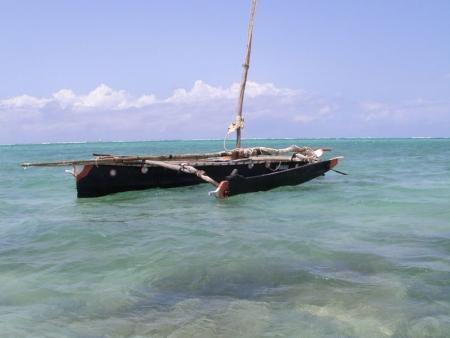 Fonds marins et escale sur Wasini