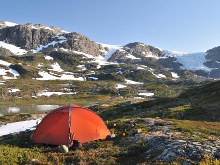 Vers les hauts plateaux de Hardangervidda