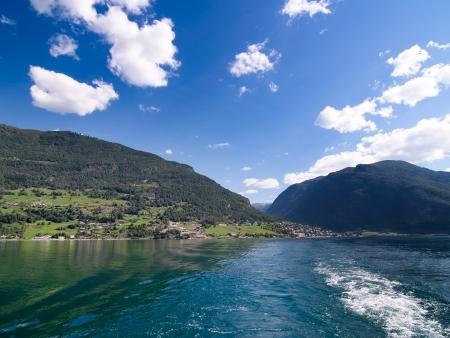 A travers le Sognefjord et le Nordfjord