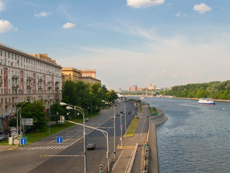 Moscou, berceau d'inspiration de Tolstoï !