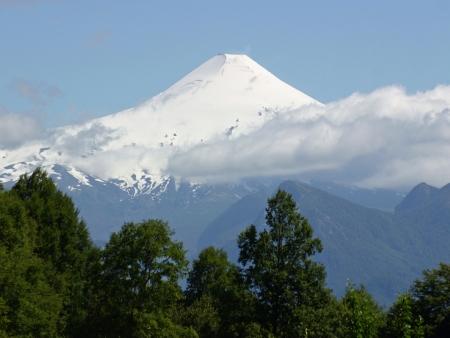 Forêts, rivières et volcans