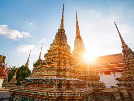 Départ pour la Thailande