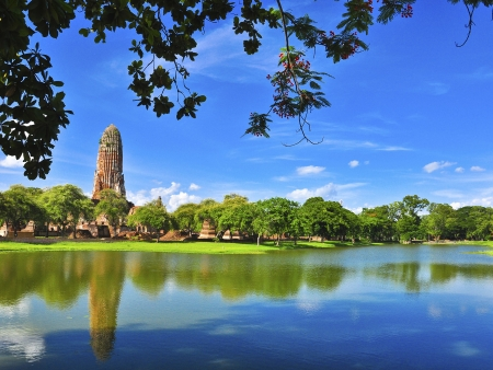 Découverte d'Ayutthaya, ancienne capitale du Royaume de Siam