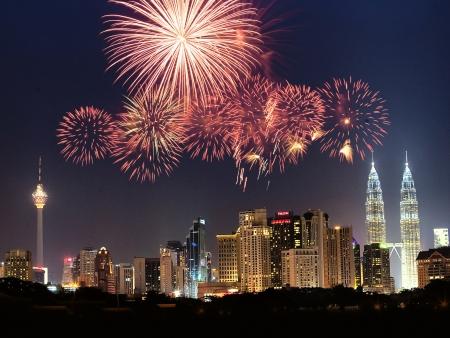 Départ pour la Malaisie !