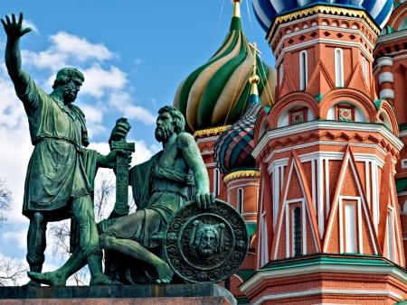 Découverte du Moscou classique