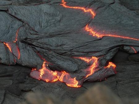 Volcan actif Kilauea