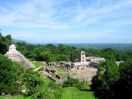 La Merveille Maya de Palenque