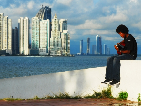 Derniers instants au Panama