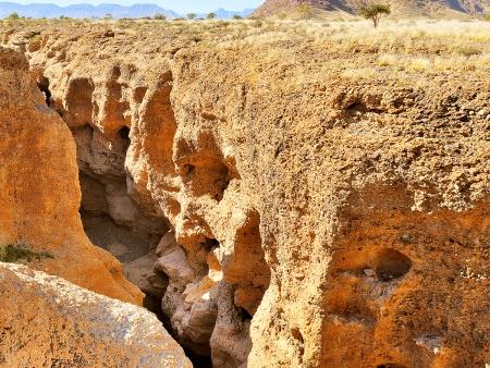 Immersion dans le Désert du Namib (340km)