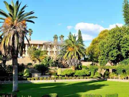 Contrastes de la capitale namibienne et envol pour la France (200km)