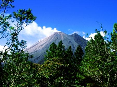 Entre café et volcans