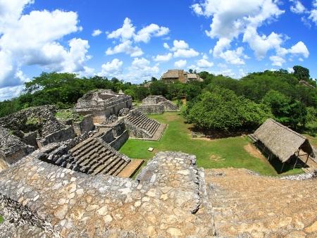 Les terres magiques du Yucatan !