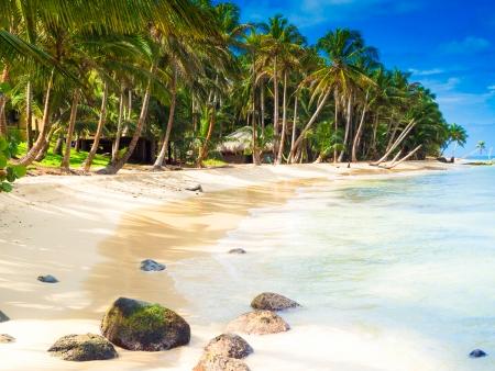 Le charme incontestable de la petite île du Maïs