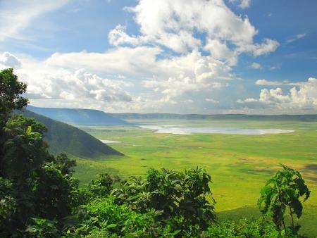 Immersion dans le merveilleux cratère Ngorongoro et rencontre avec les Masais