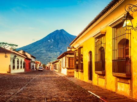 Antigua, joyau colonial