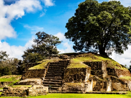 Cité Maya Iximche et marché de Chichicastenango
