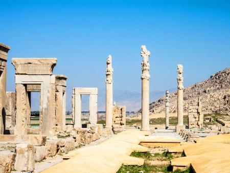 Persépolis, trésor de la Perse