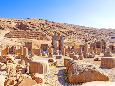 Persépolis, un site unique au monde