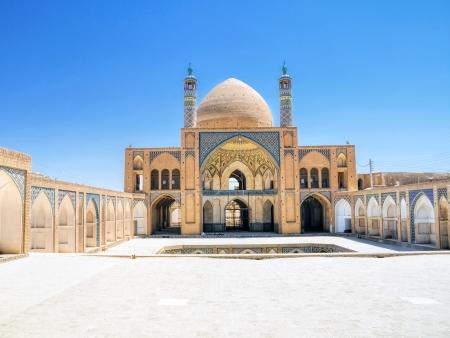 L'oasis de Kashan