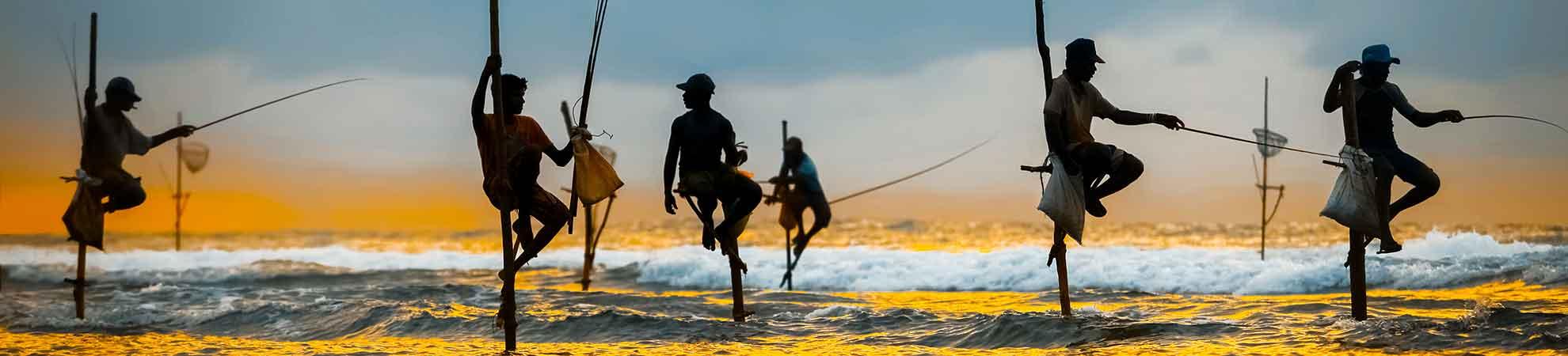 Top 10 : voyage combiné Sri Lanka Maldives