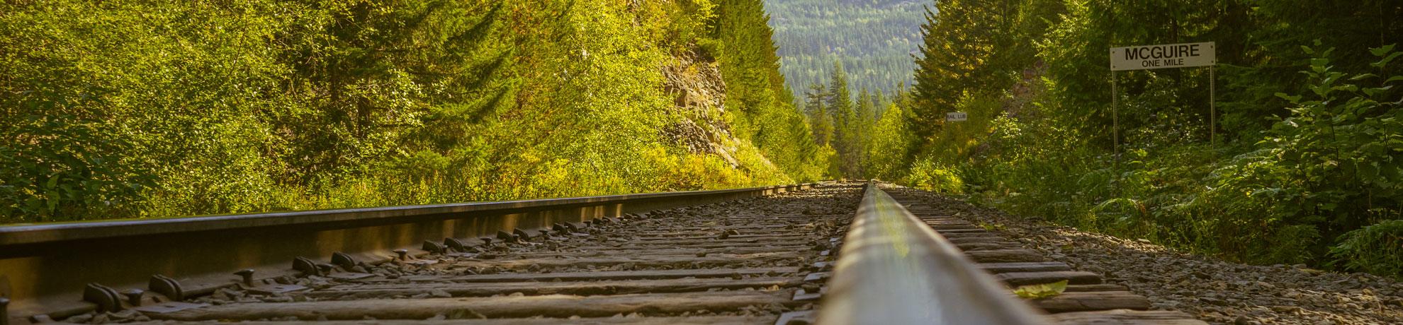 Comment se rendre au Canada en train ?