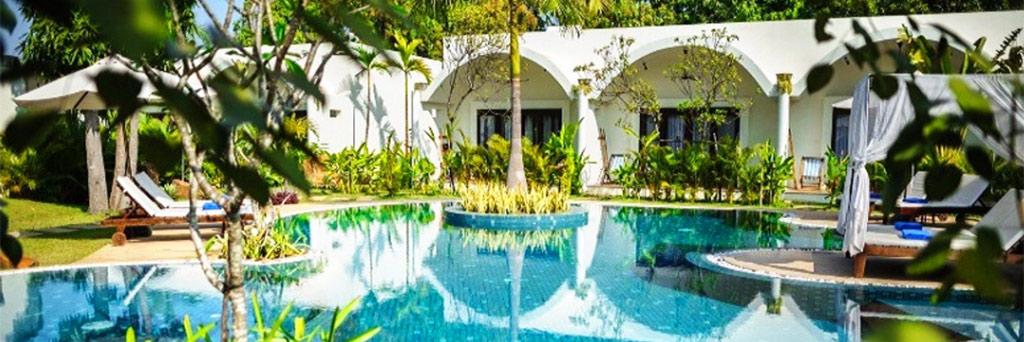 Hôtel Navutu Dreams - Siem Reap