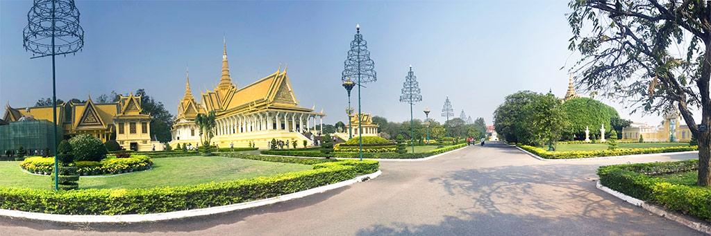 Hôtel Queen Grand Hôtel - Phnom Penh