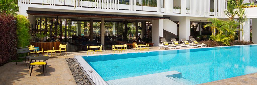 Hôtel Viroth  - Siem Reap