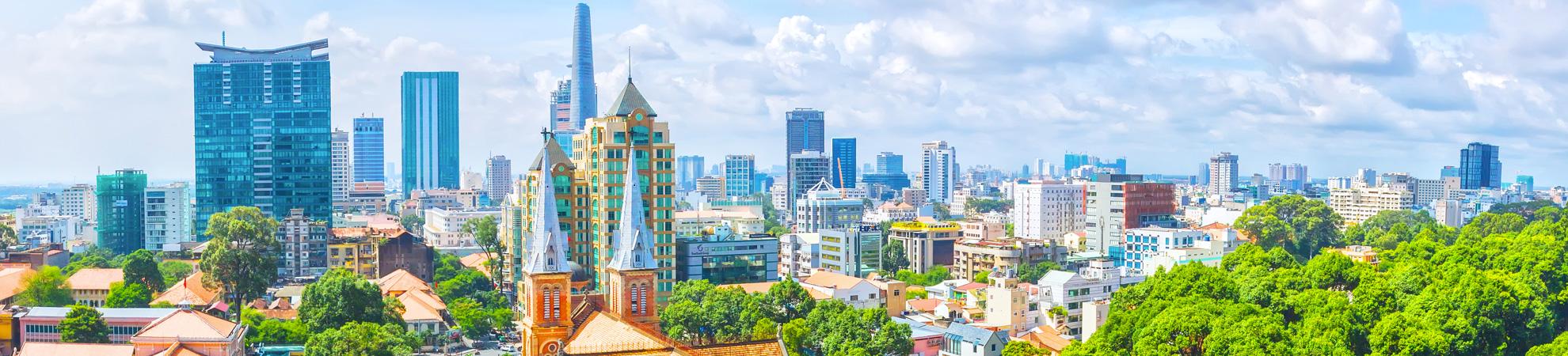 Villes du Vietnam