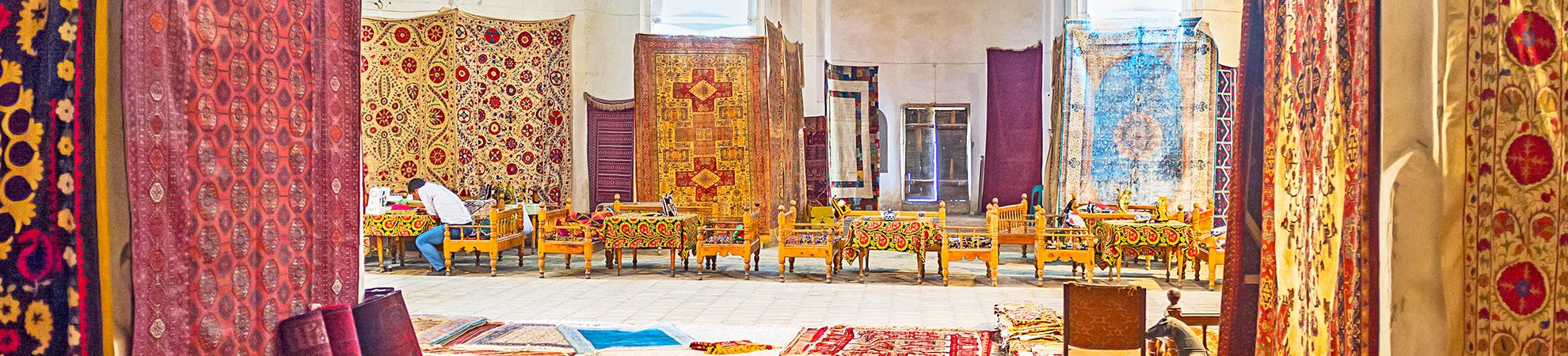 Visiter l'Ouzbekistan