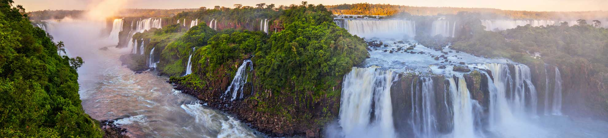 Voyage chutes d'Iguazu