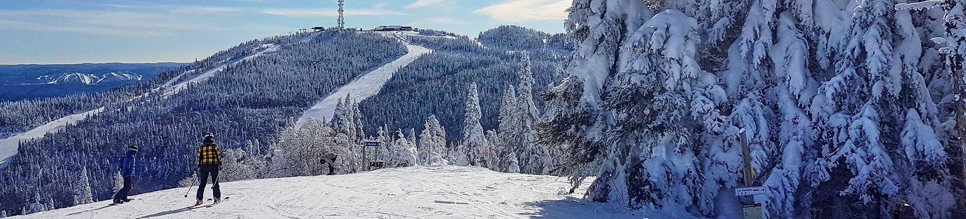 Voyage en hiver au Québec